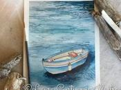 Cartoline illustrate dalla Sardegna