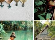 Ispirazioni d'estate: green tropical vibes e... BUONE VACANZE!