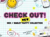Smiley Happy Collection: Accessori all'ultima moda ritorno scuola