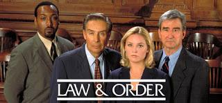 Law and order - Italian verscion