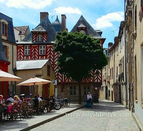 Il mio viaggio in Bretagna, Rennes - Paperblog