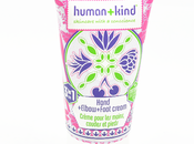 Bathtub's thing n°89: Human+Kind, Hand+Elbow+Foot cream