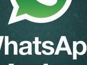 WhatsApp novità ultimo aggiornamento