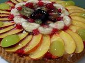 Torta Frutta Ferragosto