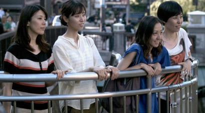 Le protagoniste di HAPPY HOUR © Festival del film Locarno