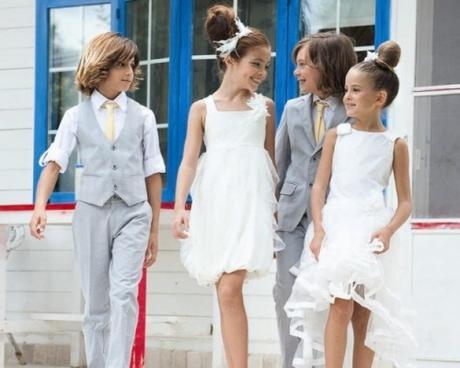 4959b7ce8711 Abiti da cerimonia per bambini  abiti per le grandi occasioni ...