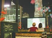 Fragola cinema: classici l'estate