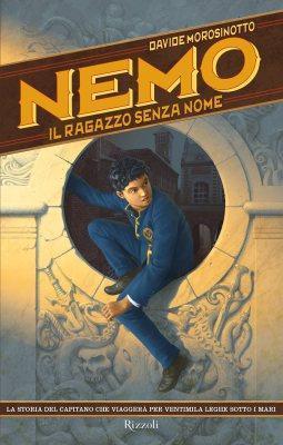 Nemo. Il ragazzo senza nome, di Davide Morosinotto, Rizzoli 2015, 15€. Se volete acquistare il libro, cliccate qui.
