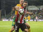Europa League: cadono Young Boys Athletic Bilbao. Midtjylland ferma Southampton pari