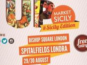 28-29 Agosto Market Sicily London Edition! Vintage shopping sapore Sicilia!