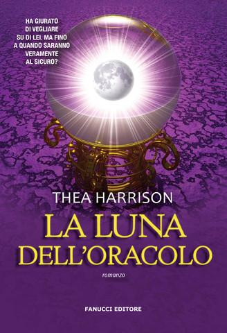 La luna dell'oracolo thea harrison