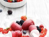 Ghiaccioli frutti bosco