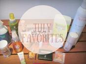 July Favorites!