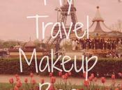 Travel MakeUp Bag: Parigi Estate 2015