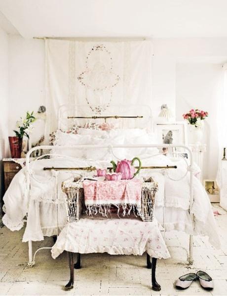 Idee fai da te per arredare la camera da letto in stile - Camere da letto fai da te ...