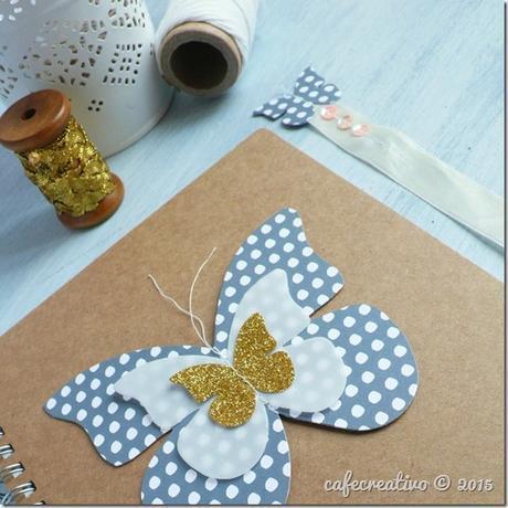 fustella farfalle-notes-minialbum-creative rox-craft asylum-sizzix-big shot plus-by cafecreativo (1)