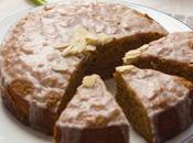 Torta carote limone mandorle senza grassi, gluten free: quando vita presenta conto!