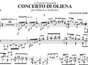 Angelo Gilardino Concerto Oliena