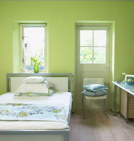 Quali colori scegliere per arredare e tinteggiare la - Pareti camera da letto colori ...