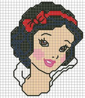 Disney Baby Cross Stitch Paperino Topolino Minnie Pluto