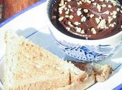 Mousse avocado cacao