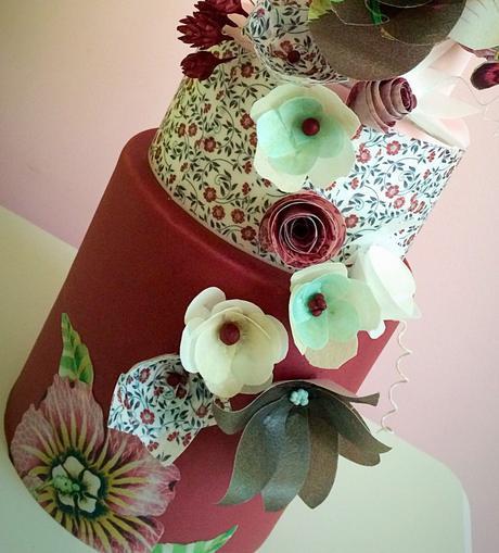 La Wedding Interview: Ilaria Pelucchi Cake Designer