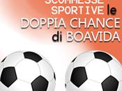 DoppiaChance Boavida: Oggi Multipla quota 2.16