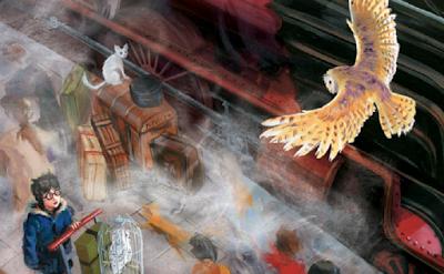 Harry Potter Camera Segreti Illustrato : Harry potter camera segreti illustrato da pinocchio a harry