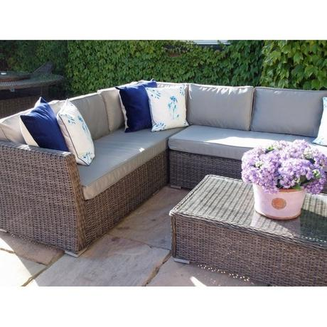 Cheapest Rattan Corner Sofa