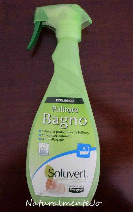 Recensione prodotti per la pulizia del bagno soluvert starwax paperblog - Prodotti pulizia bagno ...