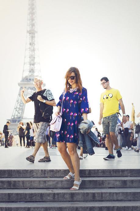 Paris #3 - Ice-cream