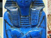 egizio, primo pigmento sintetico della storia