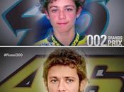 Valentino Rossi negli anni: evoluzione campione