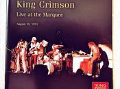 King Crimson Live Marquee, agosto 1971