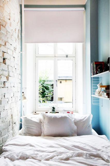 Idee fai da te per arredare piccole camere da letto paperblog - Piccole camere da letto ...