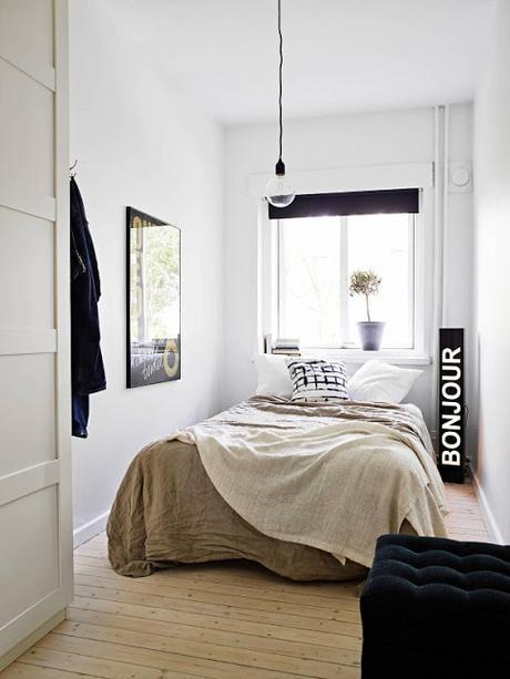 Idee fai da te per arredare piccole camere da letto for Camere da letto piccole