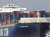 VERSO INDIE/ Marsiglia, inizia viaggio portacontainer