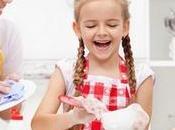 Casa Guida all'uso della lavastoviglie piatti puliti igienizzati