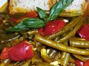 Fasulille pummarola (fagiolini verdi pomodoro