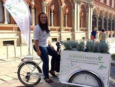 Aboca seminato buona pianta: diario passeggiata botanica Milano