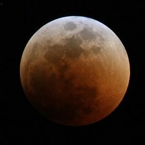 Eclissi totale di Luna. Photo credit: Foter / GNU Free Documentation License
