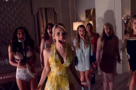 "Recensione – Scream Queens 1×01 ""Pilot""/ 1×02 ""Hell Week"""