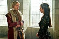 """""""Reign scoop sulle coppie sacco Frary"""