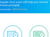 ottimo antivirus gratuito, leggero sempre aggiornato