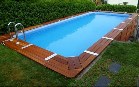 Come scegliere una piscina fuori terra da giardino - Quanto costa mantenere una piscina fuori terra ...