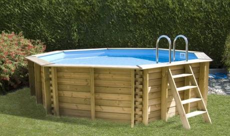 Come scegliere una piscina fuori terra da giardino - Costruire casa da soli ...