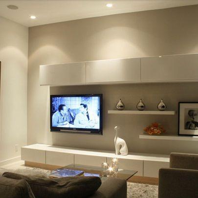 10 Idee per la parete TV - Paperblog