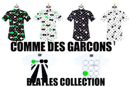 Must Have: Comme Des Garcons BEATLES Collection