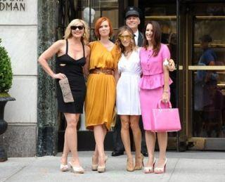 Sex and the City 2, Carrie Torna al Cinema