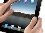 iPad benvenuto!